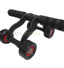 Exercise wheel pro 4 wheel wtr 1 260x280 - Exercise Wheel Double Wheel