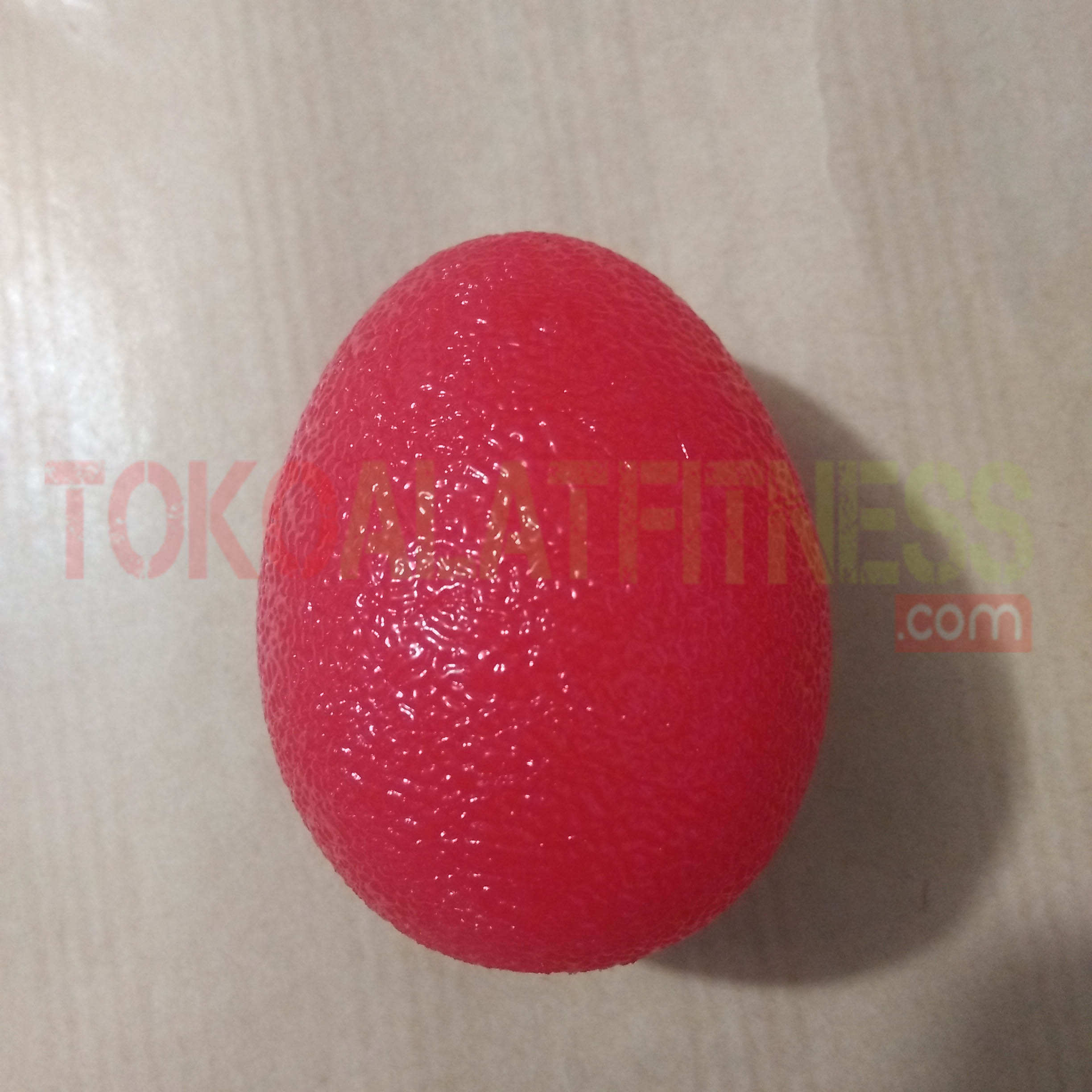 FA HAND GRIP POWER BALL MERAH WTM - Hand Grip Power Ball Red Body Gym