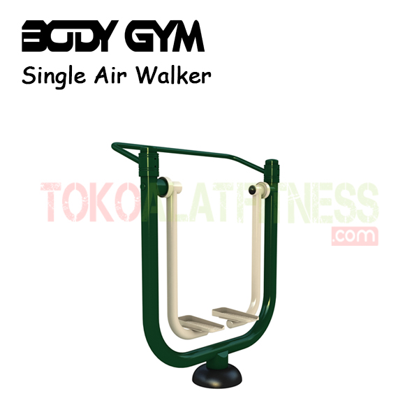 AFO 05 Alat Fitness Outdoor Single Air Walker - Alat Fitness Outdoor - Air Walker AFO-05 Body Gym