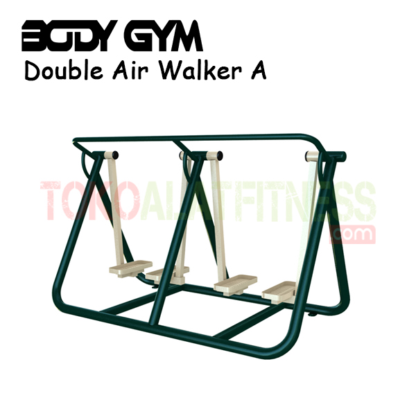 AFO 11 Alat Fitness Outdoor Double Air Walker A - Alat Fitness Outdoor - Doubel Air Walker A AFO-11 Body Gym