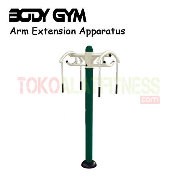 AFO 13 Alat Fitness Outdoor Arm Extension Apparatus - Alat Fitness Outdoor - Arm Extension AFO-13 Body Gym