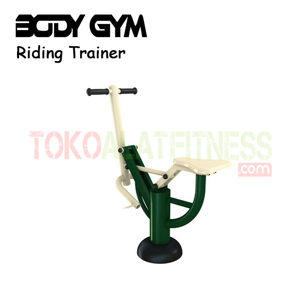 AFO 24 Alat Fitness Outdoor Riding Trainer - Alat Fitness Outdoor - Riding Trainer AFO-24 Body Gym