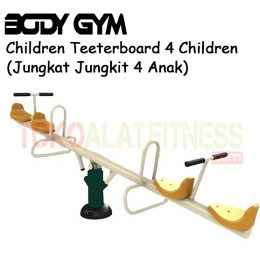 AFO 34 Alat Fitness Outdoor Children Teeterboard 4 Children Jungkat Jungkit 4 Anak 260x280 - Alat Fitness Outdoor - Jungkat-Jungkit 4 anak AFO-33