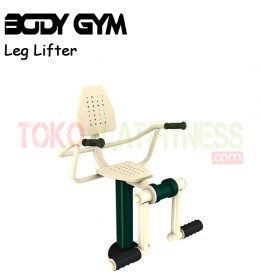 AFO 25 Alat Fitness Outdoor Leg Lifter 260x280 - Alat Fitness Outdoor - Leg Lifter AFO-25 Body Gym