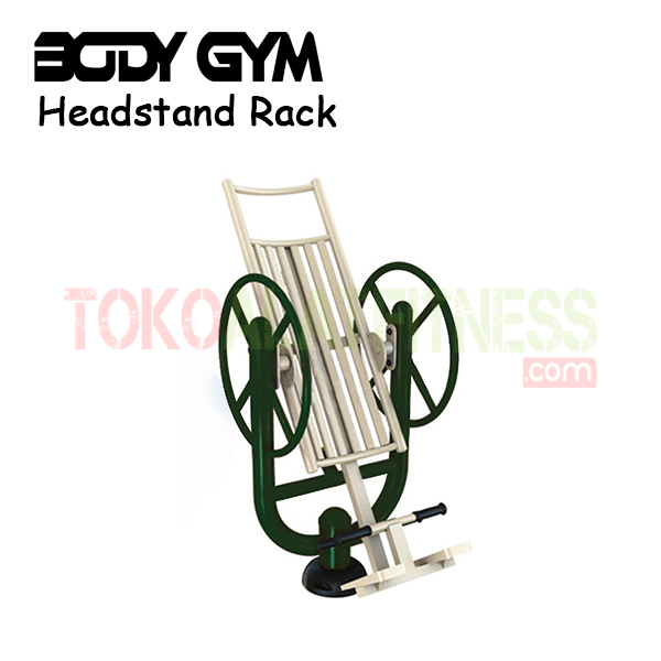 AFO 32 Alat Fitness Outdoor headstand Rack - Alat Fitness Outdoor - Inversion Table Headstand Rack AFO-32 Body Gym