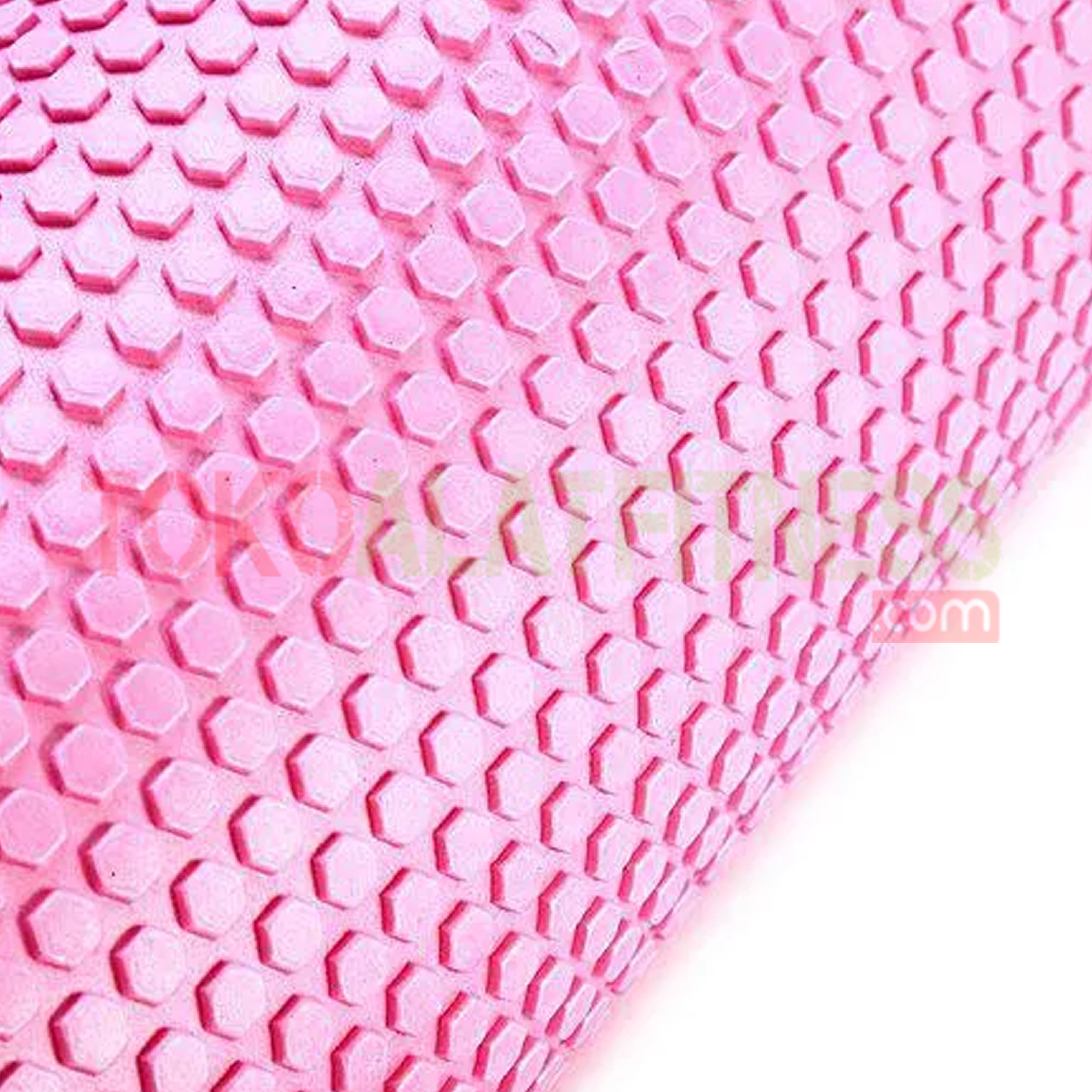 Body Gym Foam Roller 62cm Pink 2 wtm - Body Gym Foam Roller 62cm, Pink - ASSMR6C