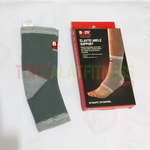 ELASTIC ANKLE SUPPORT BODY SCULPTURE 2 ORI WTM - Elastic Ankle Support Body Sculpture - ASSW74