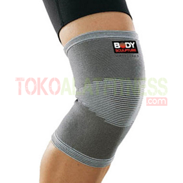 ELASTIC KNEE SUPPORT SIZE L wtm - Elastic Knee Support XL Body Sculpture