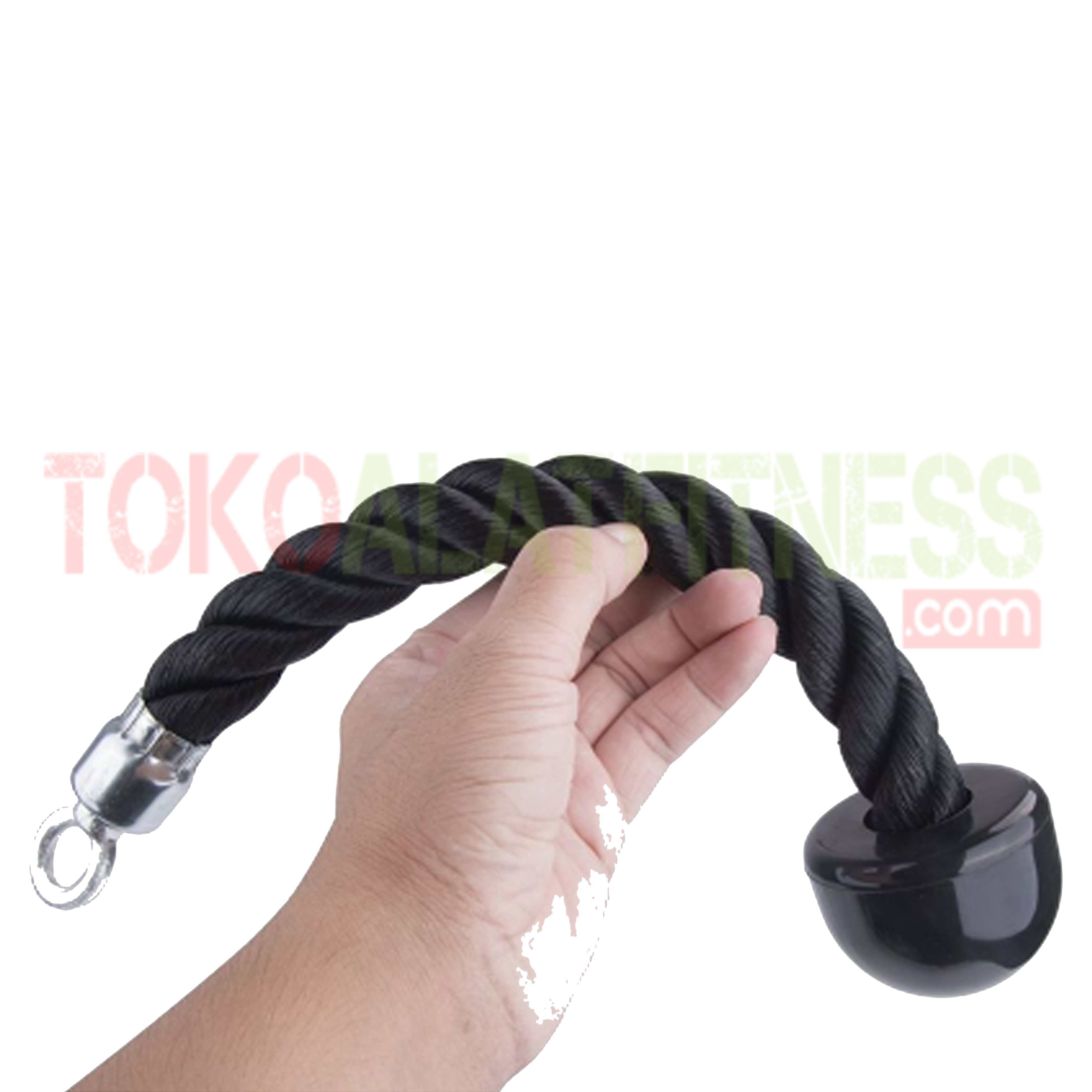 Handle Tricep Rope Single 1 wtm - Handle Tricep Rope Single Body Gym - ASSAF44