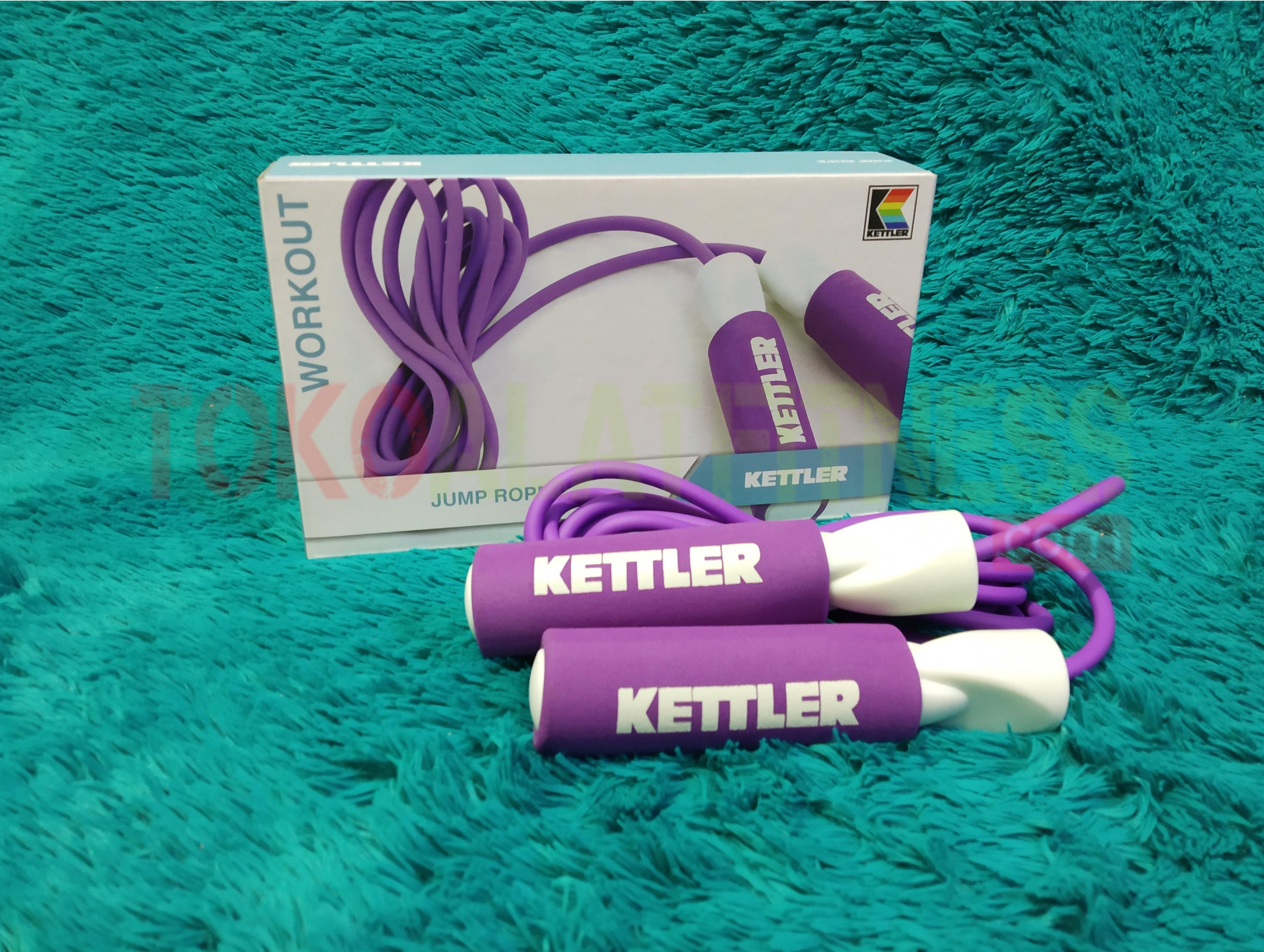 Kettler Jump Rope Ungu 3 wtm - Jump Rope Ungu Kettler