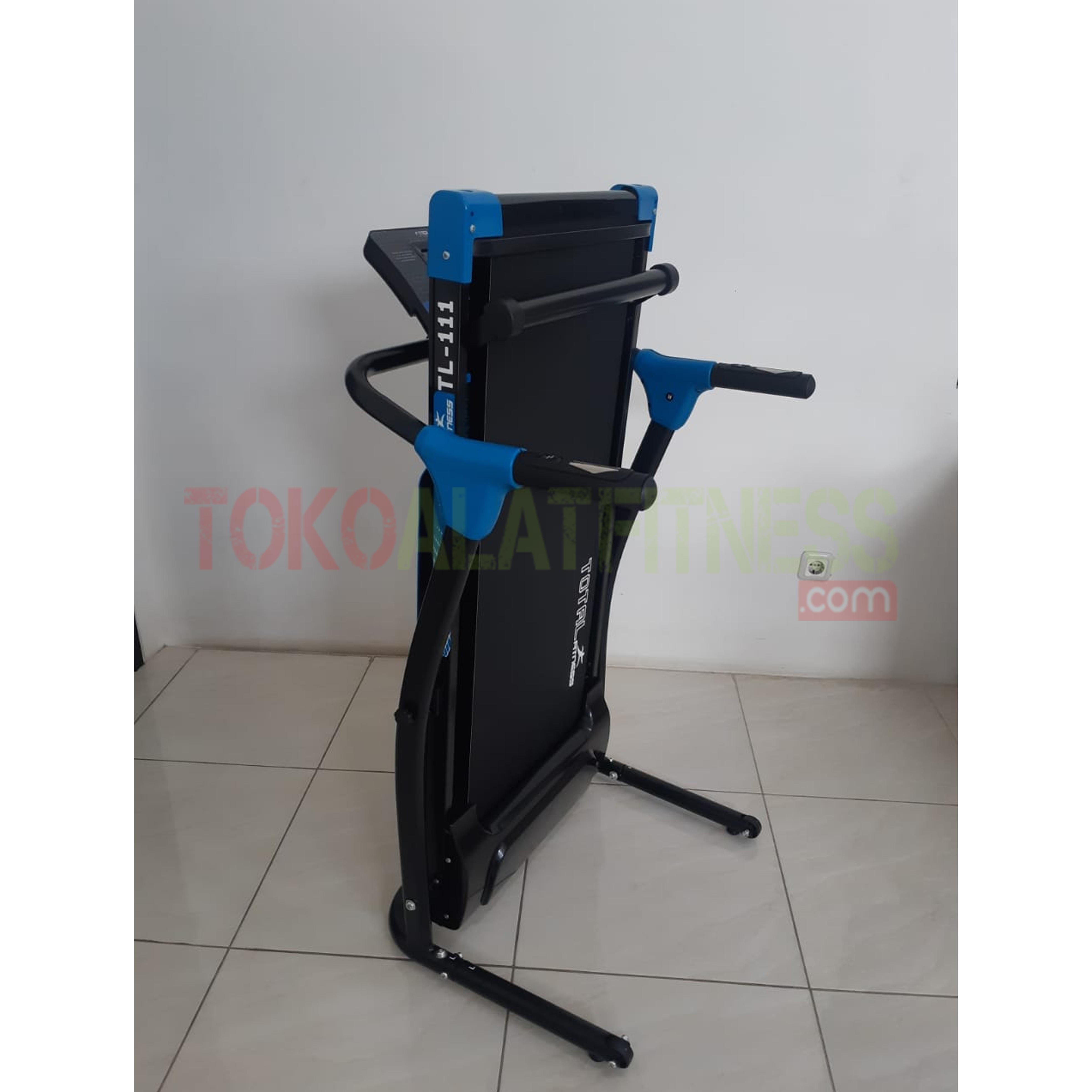 TREADMILL ELEKTRIK BGT111 C - Treadmill Elektrik 1 HP BGT111
