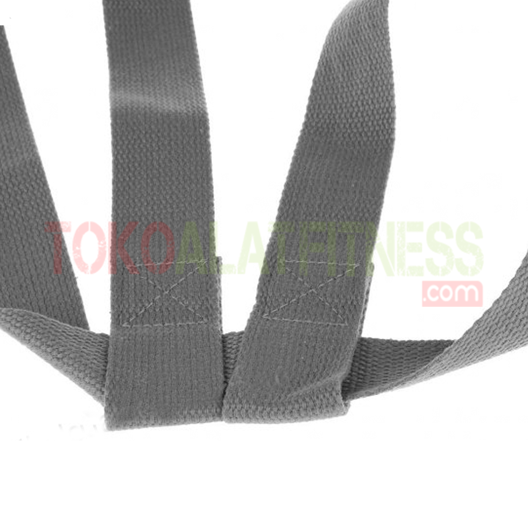 YOGA MAT STRAP GREY 2 WTM - Yoga Mat Strap, Grey Body Gym