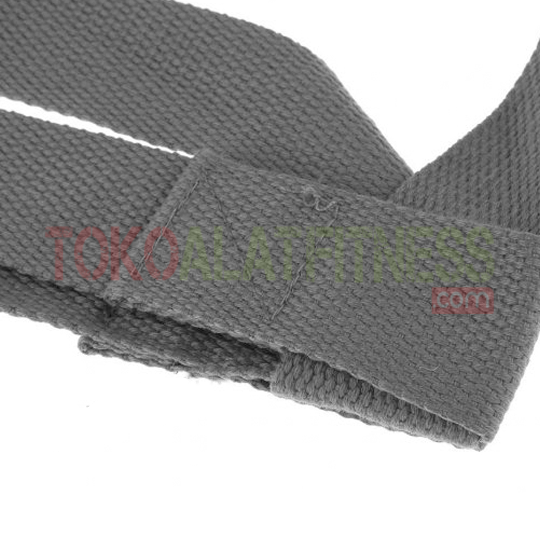 YOGA MAT STRAP GREY 4 WTM - Yoga Mat Strap, Grey Body Gym