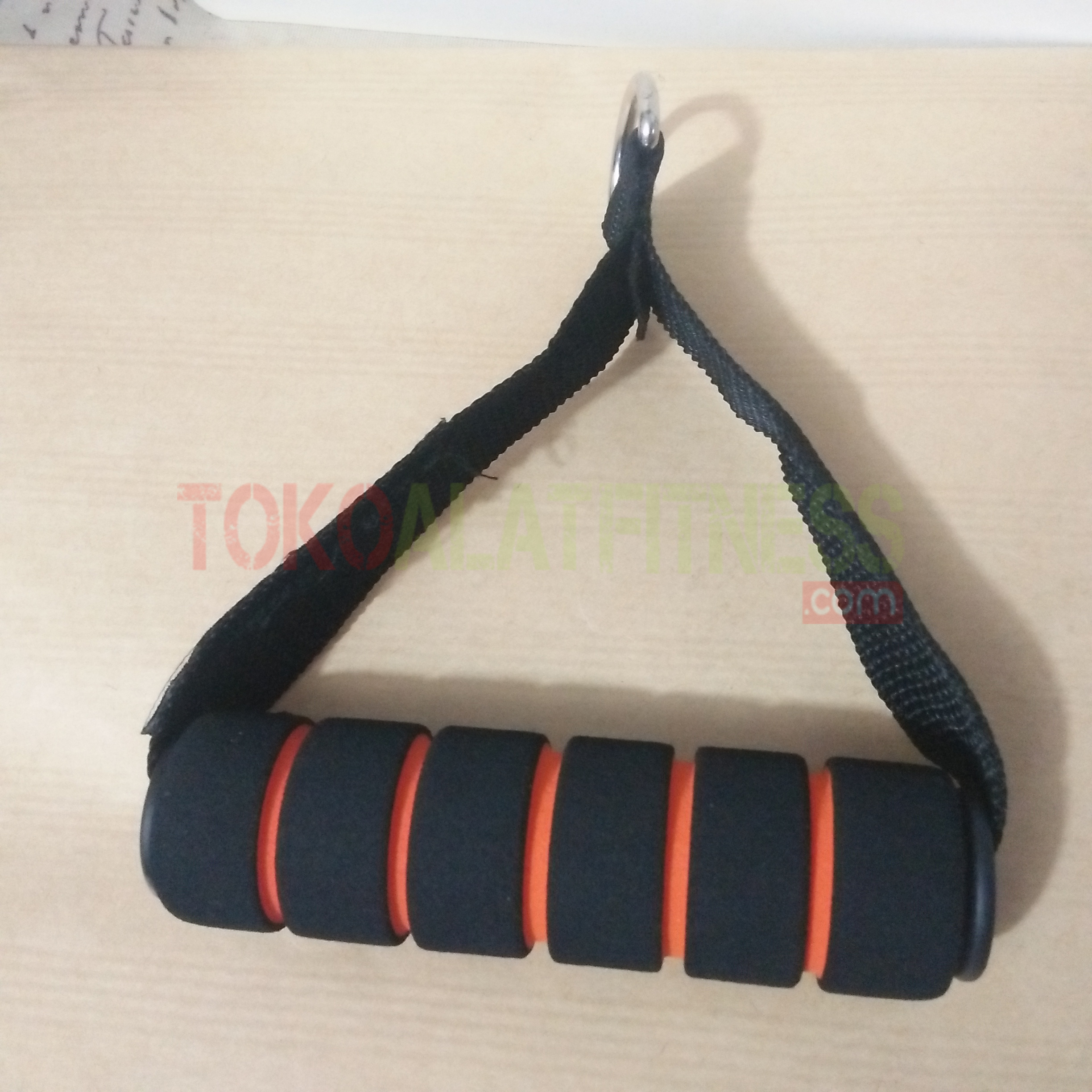 FA HANDLE STRING FOAM WTM - Single Tali Handle Foam Body Gym