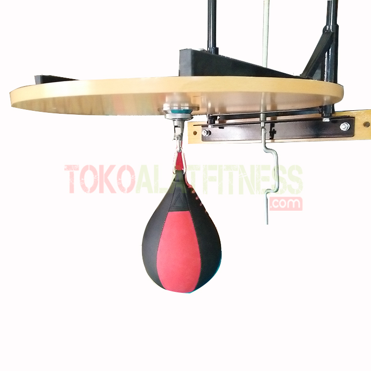 FA SPEED BALL 2 WTM - Adjustable Speed Ball with Platform Ball Body Gym
