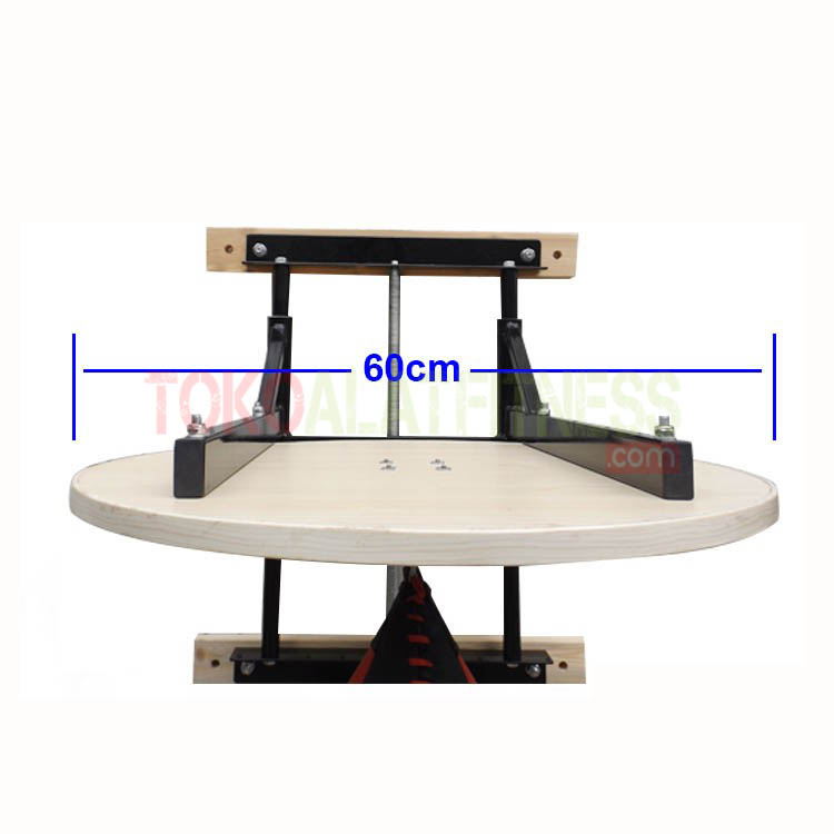 SPEED BALL WTM - Adjustable Speed Ball with Platform Ball Body Gym