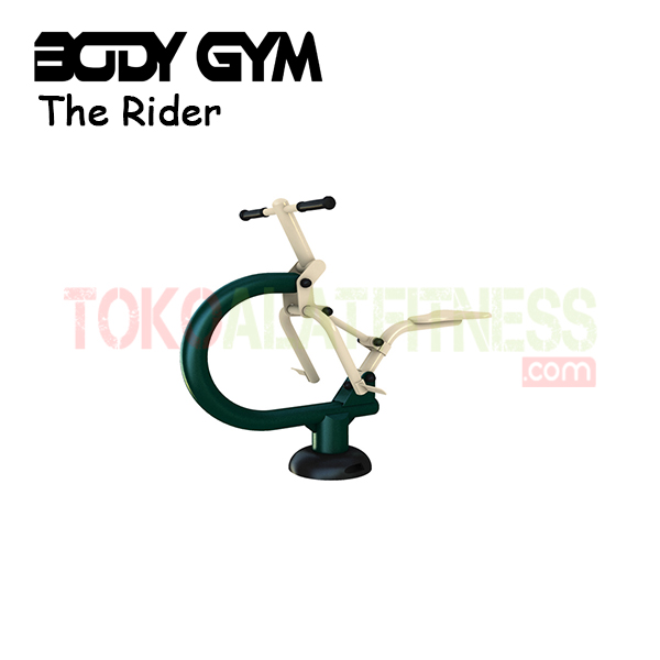 AFO 03 Alat Fitness Outdoor The rider - Alat Fitness Outdoor - The Rider AFO-03 Body Gym