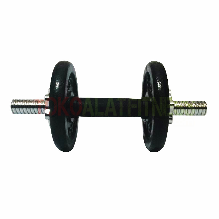 DUMBELL 75 KG WTM - Adjustable Dumbell Set Iron 7,5 kg Body Gym