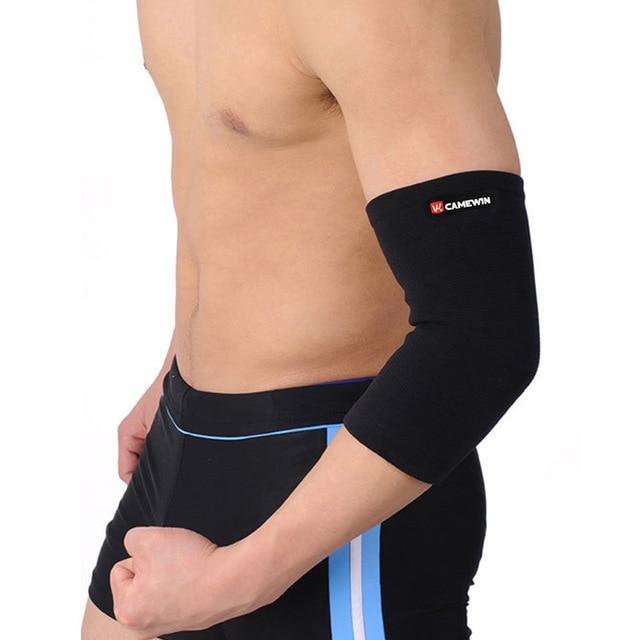 pelindung sikut 1 - Berbagai Aksesoris untuk Melengkapi Olahraga Fitness Anda