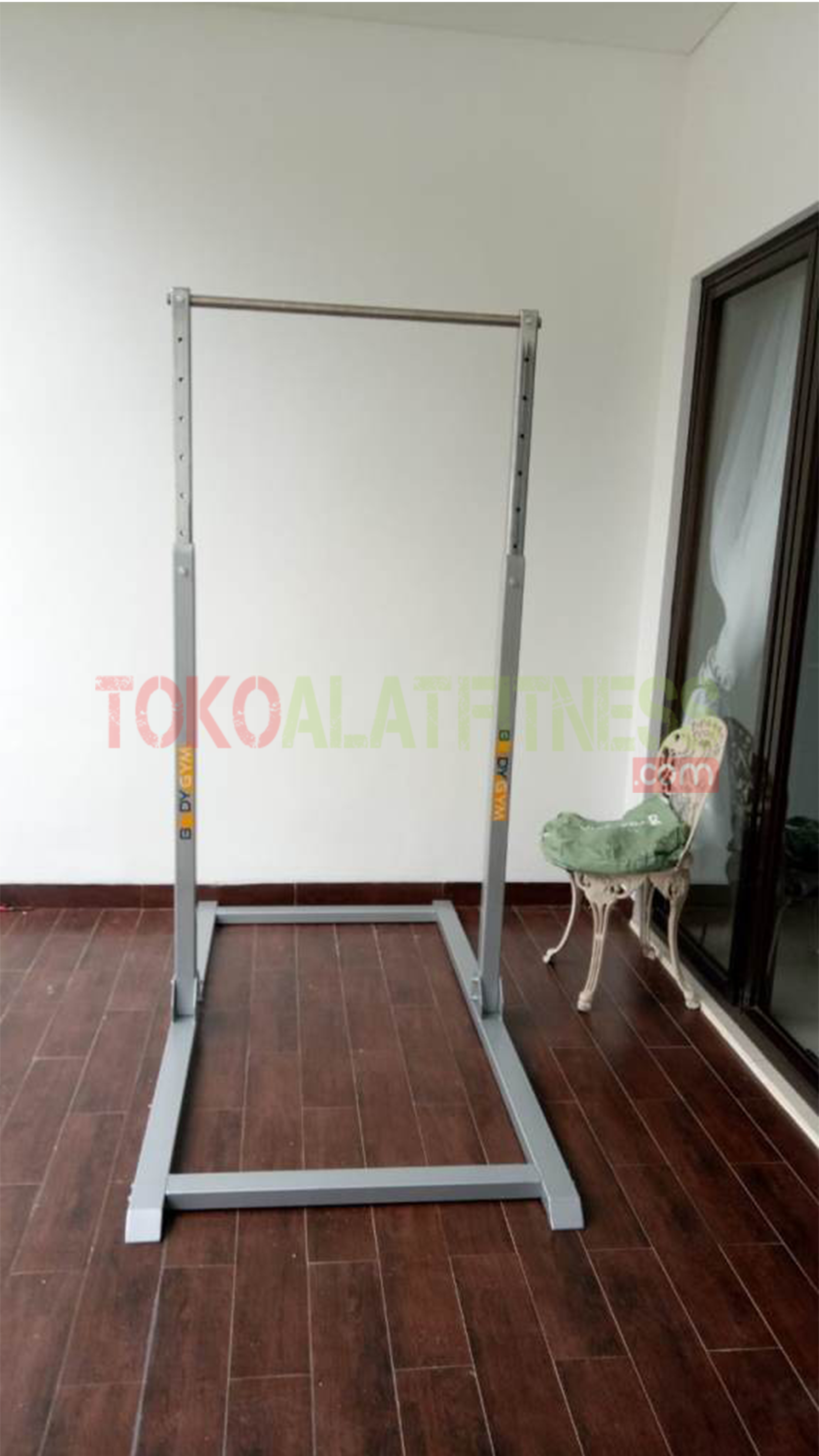 adjustable pull up 3 wtm - Portable Pull Bar Body Gym