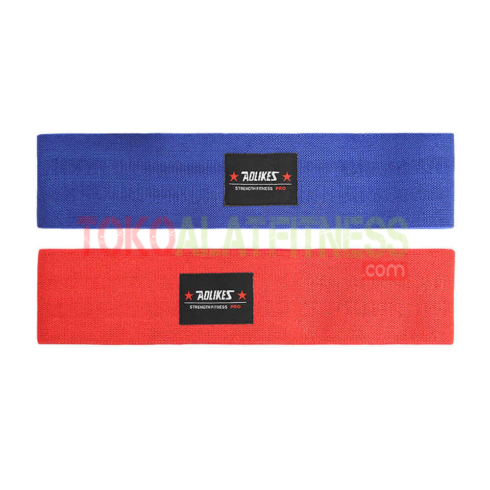 Aolikes Resistance Band wtm - Hips Resistance Band Blue Aolikes