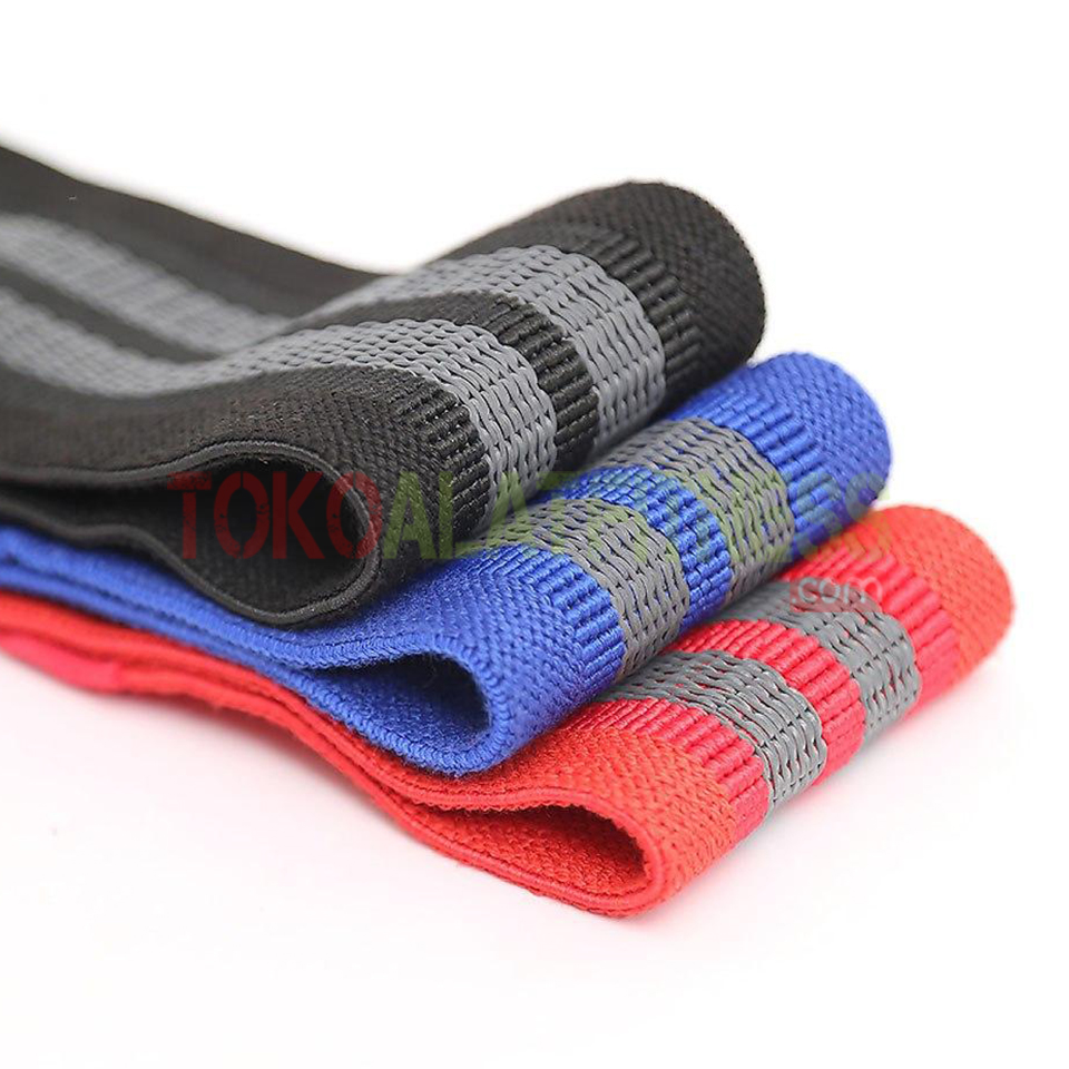 Aolikes Resistance Band wtm3 - Hips Resistance Band Blue Aolikes