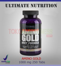 ultimate nutrition - toko alat fitness