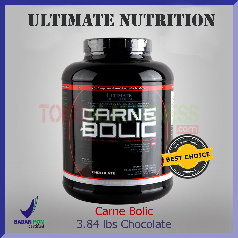 ULTIMATE NUTRITION Carne Bolic 3 - Carne Bolic 3.84 lbs Chocolate