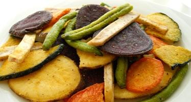 camilan sehat keripik sayur aneka warna - Solusi Untuk Anda Yang Tidak Suka Sayur