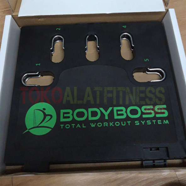 VECTORFIT BASE BODYBOSS WTM - Body Boss Body Gym