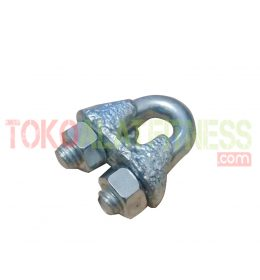 wire rope clip wtm 260x280 - Sparepart Alat Fitnes Wire Rope Clip 6 mm , tali sling